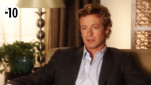 Interview de Simon Baker dans Mentalist - Retour sur son personnage