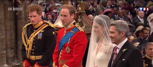 Kate , William, les futurs mariés.