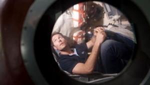 L'astronaute français de l'ESA Thomas Pesquet