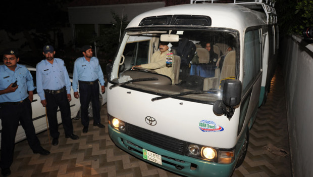 La famille et les enfants d'Oussama Ben Laden expulsés du Pakistan vers l'Arabie Saoudite