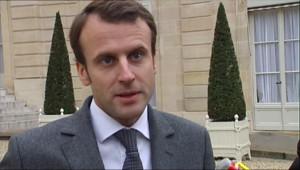 """Le 20 heures du 3 décembre 2014 : Macron : """"En aucun cas le pacte de responsabilit�%u2019est menac�- 537.4771084899902"""