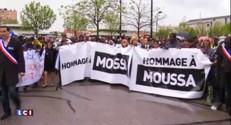 Trappes : une marche silencieuse en hommage à Moussa
