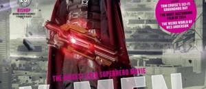 "X-Men Days of Future Past : la couverture collector 23 ""Bishop"" (Omar Sy) du magazine Empire"