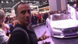 Les Français se sont rués au salon de l'auto, record battu
