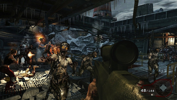 Call of Duty : Black Ops - Call of the Dead - XBOX 360