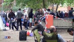 """Accueil des réfugiés, pour Jean-Claude Juncker : """"Ce n'est pas le moment d'avoir peur"""""""