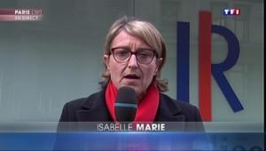 """Au siège des Républicains, Woerth parle de """"droite sans leader"""" et Fillon """"serre les dents"""""""