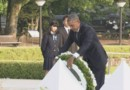 Barack Obama Hiroshima Mémorial de la Paix