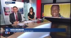 """Burkina Faso : """"La situation est calme"""" vendredi matin"""