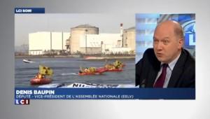 """Denis Baupin: les militants de Greenpeace """"sont des lanceurs d'alerte"""""""