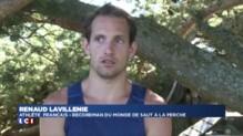 En pleine préparation pour les J.O, Klapisch filme le perchiste Renaud Lavillenie