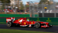 F1 GP Australie 2013 Essais - Massa Ferrari
