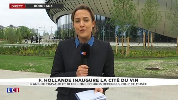 """Juppé et Hollande inaugurent la Cité du Vin à Bordeaux : """"l'affiche du match avant le match"""" ?"""