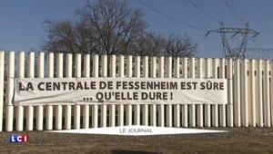 L'Allemagne demande la fermeture de la centrale nucléaire de Fessenheim