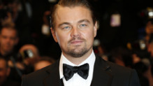 """Leonardo Dicaprio, acteur principal du film vedette """"Gatsby, le magnifique"""" de Baz Luhrmann."""