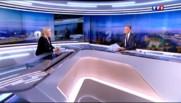 """Marine Le Pen au 20h de TF1 : """"J'entrerai en négociation"""" pour une sortie de l'euro"""