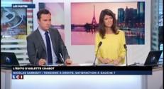 Retour de Sarkozy : tensions à droite, satisfaction à gauche ?