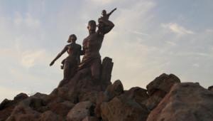 statue sénégal