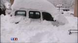 Neige en Corse : 4.000 foyers sans courant pour la nuit