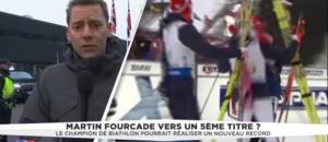 Biathlon : échec du relais français, Fourcade en lice pour un cinquième titre