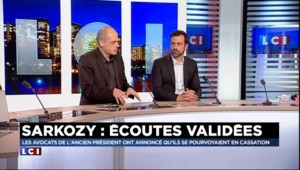 """Écoutes validées par la justice : Sarkozy """"va s'engouffrer dans les brèches et c'est son droit"""""""