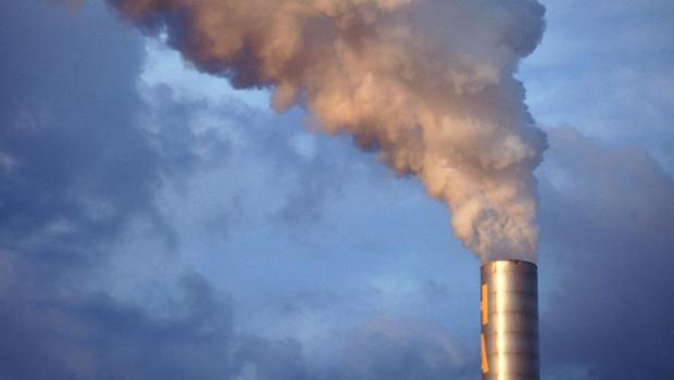 La fumée de cheminée