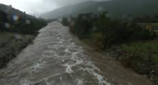 Le 13 heures du 28 novembre 2014 : La Corse touch�par les fortes pluies - 548.1113457641601