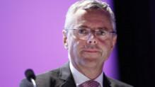 Michel Combes, ex-patron d'Alcatel-Lucent, le 26 mai 2015