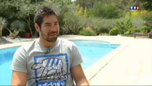 Nikola Karabatic, star du handball français