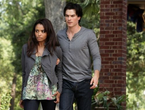 The Vampire Diaries - Saison 2. Srie cre par Kevin Williamson, Julie Plec en 2009. Avec : Nina Dobrev, Paul Wesley, Ian Somerhalder et Steven R. Mcqueen.