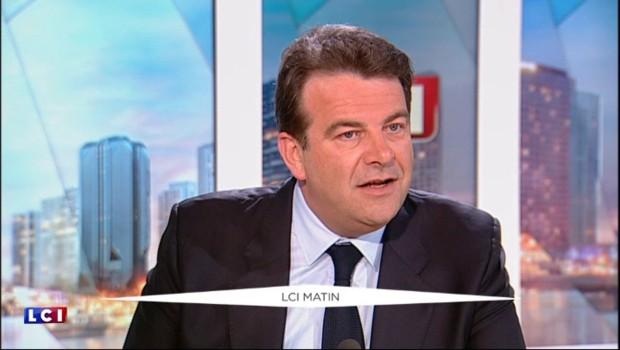 """Thierry Solère sur le 49-3 : """"Une erreur de passer en force avant même que le débat n'ait lieu"""""""