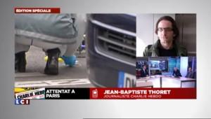 Arrivé en retard à Charlie Hebdo, il évite de justesse la tuerie