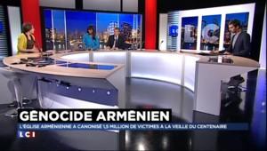 """Génocide arménien : """"Les Turcs n'ont pas mesuré l'ampleur de cette mise en cause"""""""