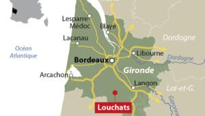 gironde Louchats