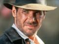 Harrison Ford dans le film Indiana Jones et le temple maudit
