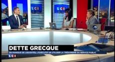 """La Grèce prête à utiliser la trésorerie du service public : """"Un geste qui montre que la situation se dégrade"""""""