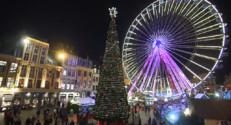 Le 13 heures du 22 novembre 2014 : No�: La Grande Roue de Lille c�pile et c�face - 936.7809999999998