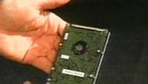 Les disques durs cryptés en 2001 ?