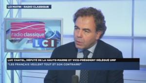 Luc Chatel sur LCI