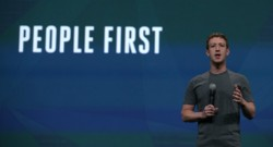 Mark Zuckerberg, le patron de Facebook, se met à la lecture