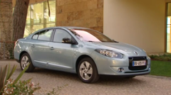 Renault Fluence ZE 2011 video