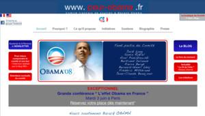 site comite français obama