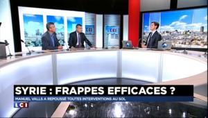 """Vers des frappes françaises en Syrie : """"Une guerre, ça se gagne au sol"""""""