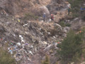Zone du crash de Germanwings dans les Alpes, 24/3/15