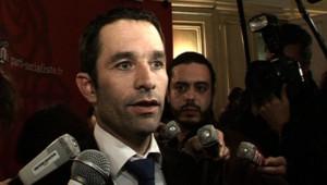 Benoît Hamon PS congrès PS
