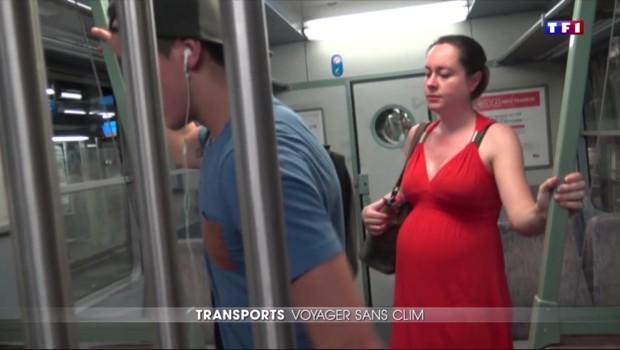 Canicule : voyager sans clim, un calvaire dans le train