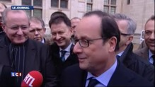 """Chambord, """"une visite prévue dans l'esprit"""" de Hollande """"depuis longtemps"""""""