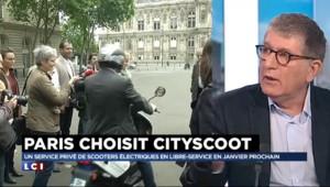 Des scooters en libre-service à Paris : comment ça marche ?