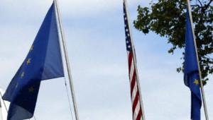 drapeaux ue usa