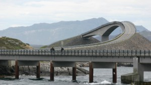 La Route de l'Océan Atlantique en Norvège
